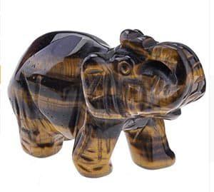 Elephant oeil de tigre