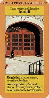 XIX La porte ensoleillée