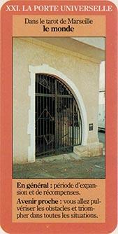 XXI La porte universelle
